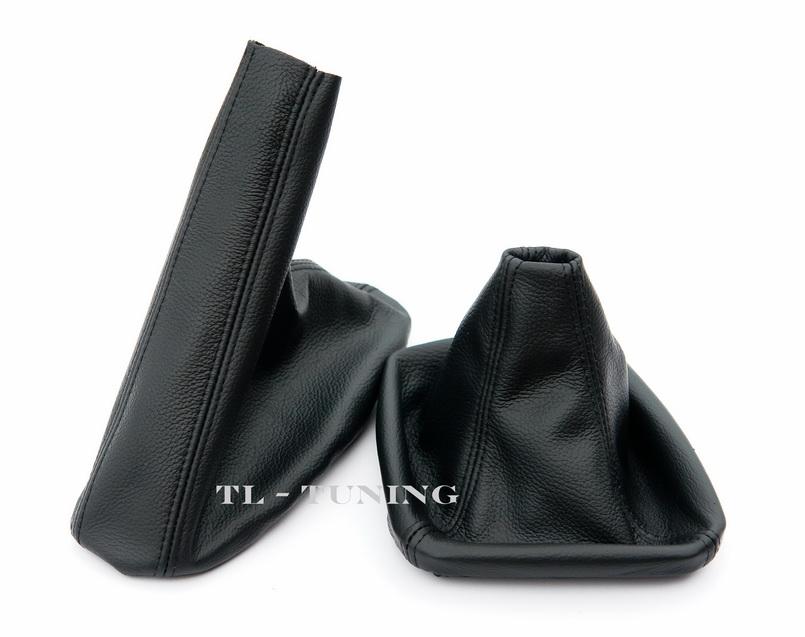 schaltsack handbremssack schwarz passend f r 3er e46 bj. Black Bedroom Furniture Sets. Home Design Ideas
